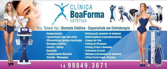 Clinica Boa forma estética