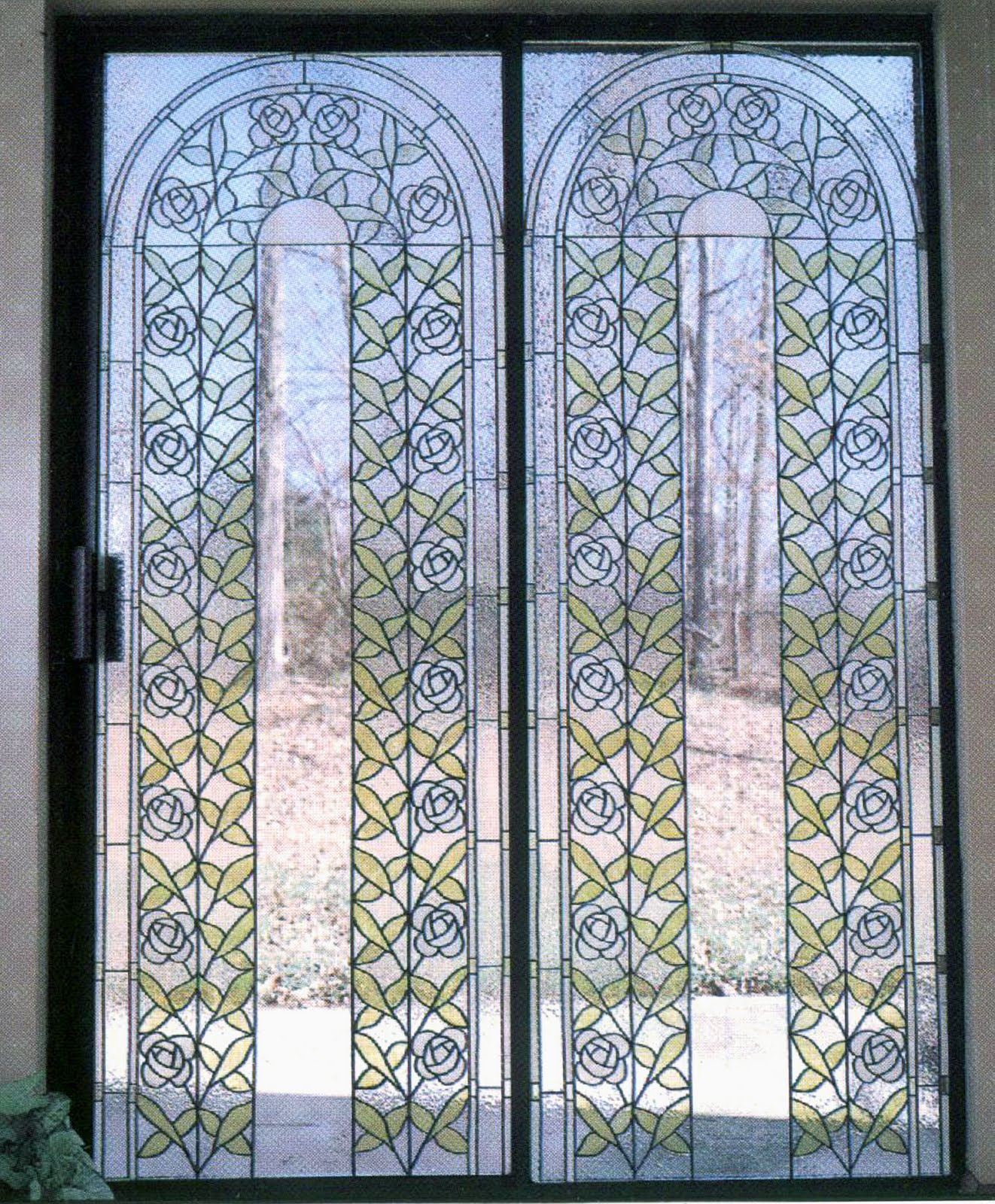 Gallery glass class painting windows by vertical application planetlyrics Choice Image