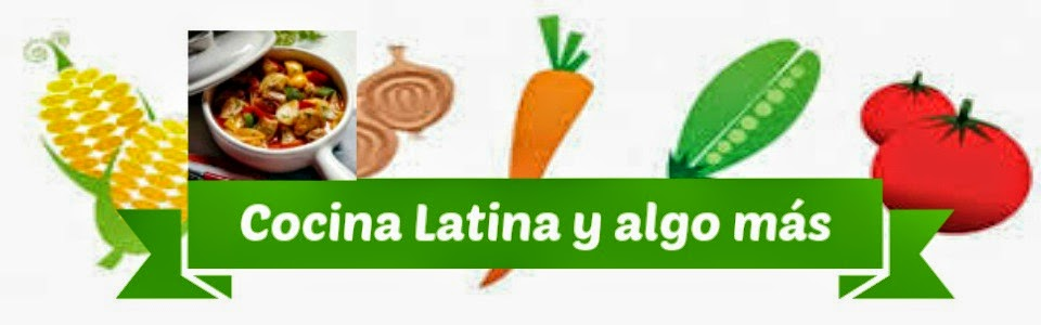 Cocina Latina y Algo más