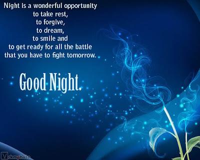 Night Quotes