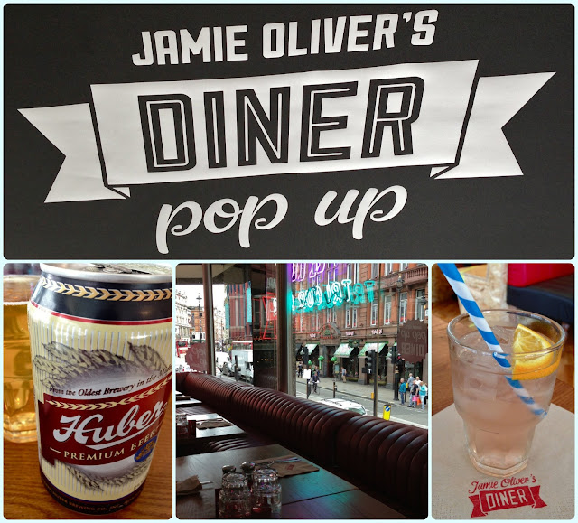 Jamie Oliver's Diner, London