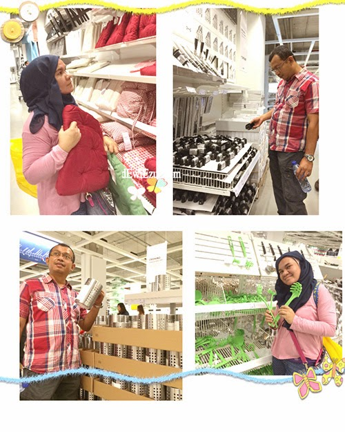 shopping di IKEA Jakarta indonesia
