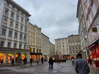 casco viejo de Salzburgo