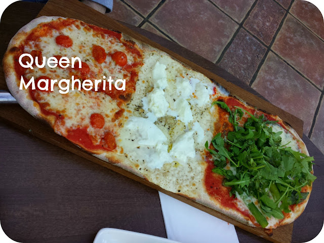 queen margherita, prezzo pizza, large pizza