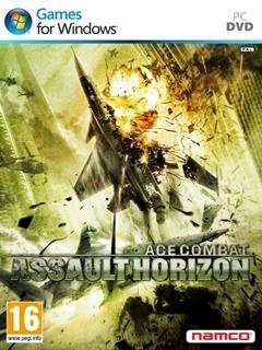 Ace Combat: Assault Horizon PC Box