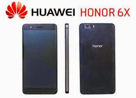 Harga Huawei Honor 6x