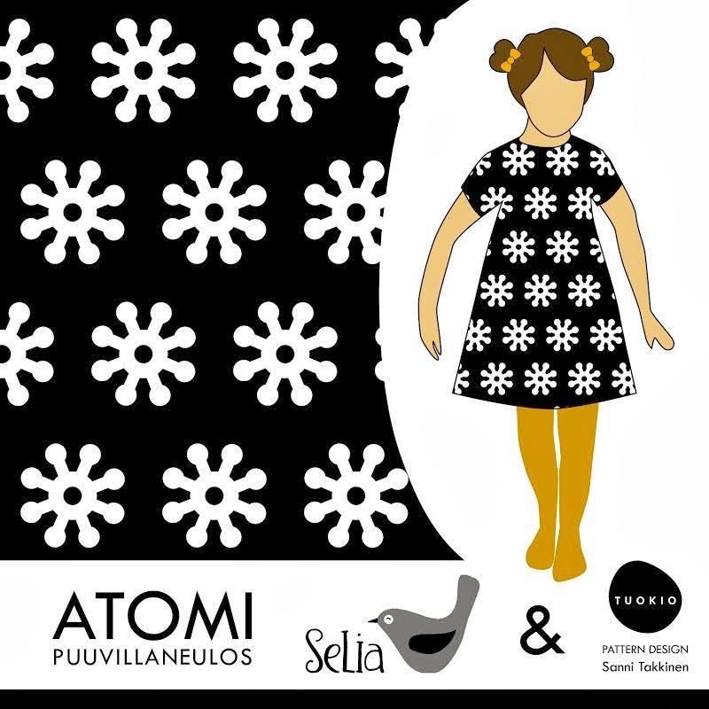 Atomi Puuvillaneulos