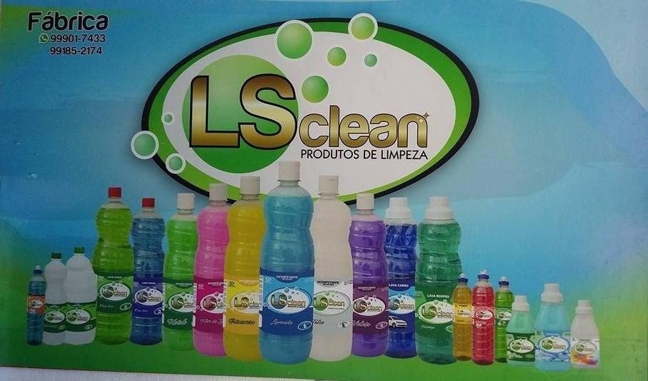 LS CLEAN PRODUTOS DE LIMPEZA