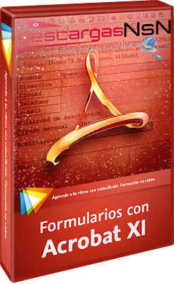 Video2Brain: Formularios con Acrobat XI (2013)