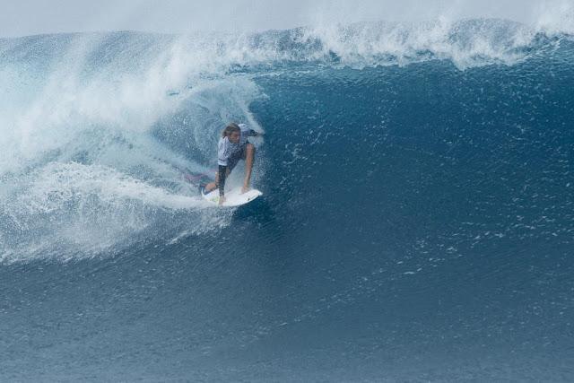 14 Ricardo Christie Billabong Pro Tahiti Foto WSL Stephen Robertson