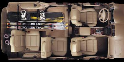 Best Acura MDX 2008 Interior