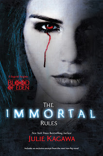 Reseña: The Immortal Rules - Julie Kagawa