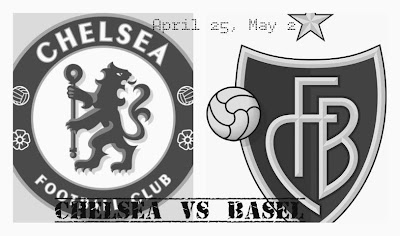 Chelsea vs FC Basel - Europa League