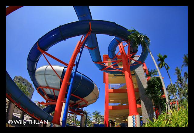 Phuket Water Park - Splash Jungle Waterpark Phuket