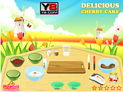 Bánh dâu ngon tuyệt, chơi game lam banh online