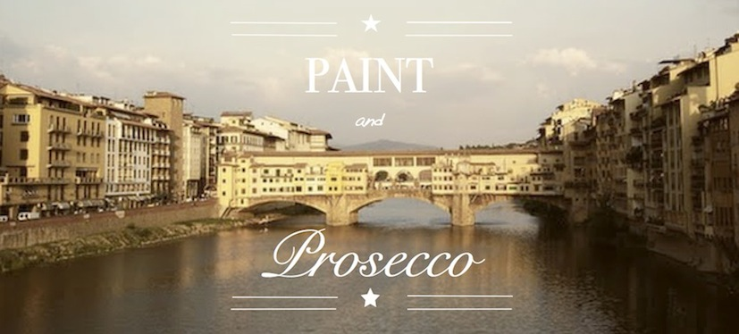 Paint and Prosecco