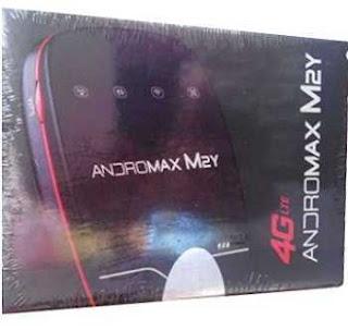 Smartfren andromax mifi M2Y