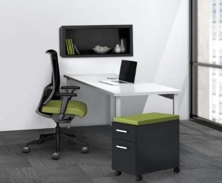 E5K1 Desk Set by Mayline