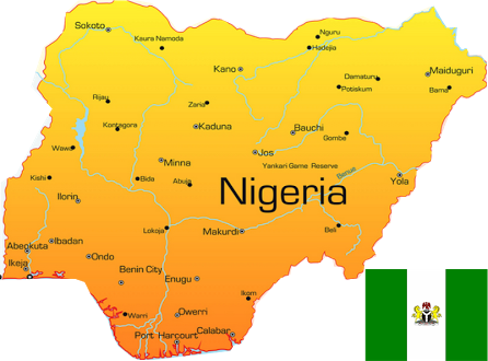 Nigeria is projected to be the 4th most populated country by 2050