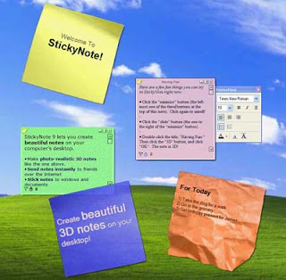 Simple Sticky Notes gratis para windows