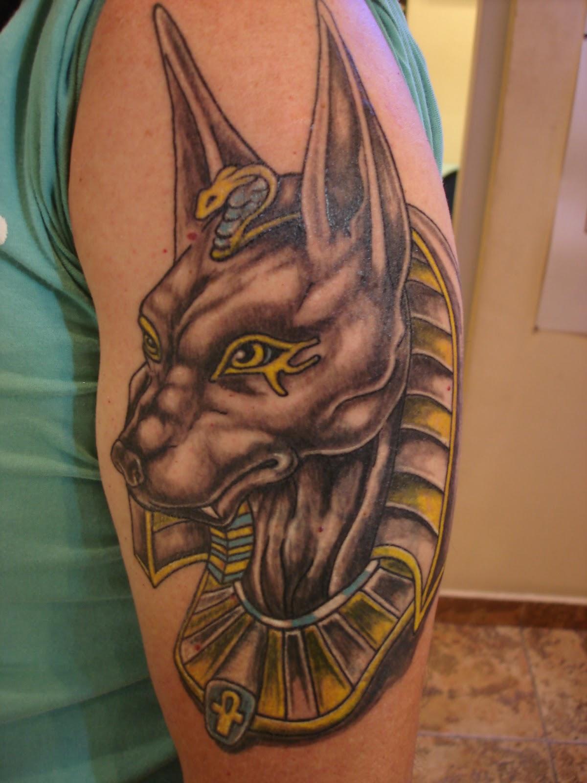 Tatuajes De Dios ES Egipcios