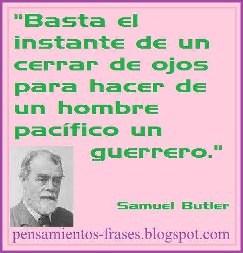 frases de Samuel Butler