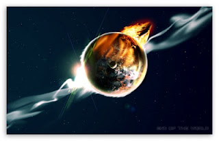 December 12, 2012, end of the world