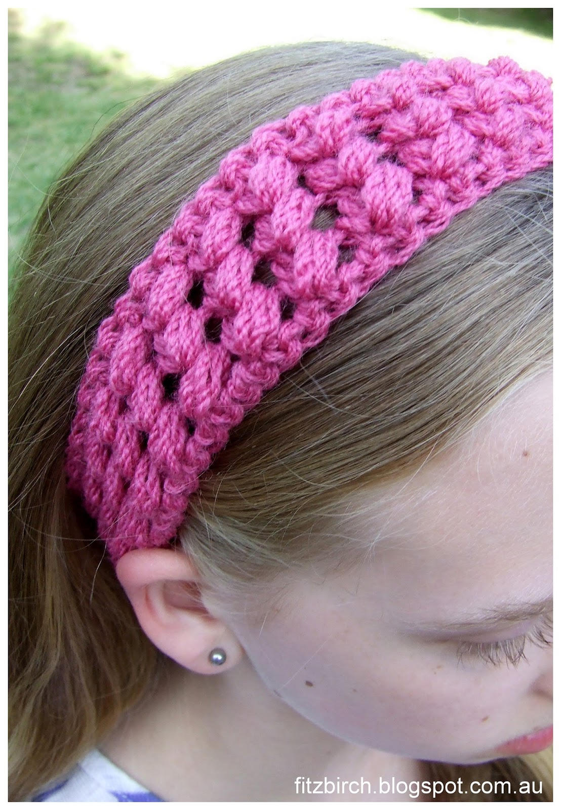 Fitzbirch Crafts Free Crochet Patterns