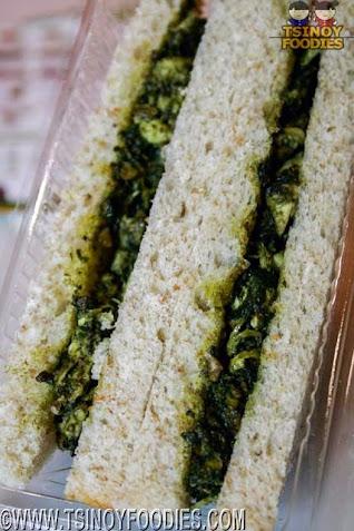 herbed chicken sandwich