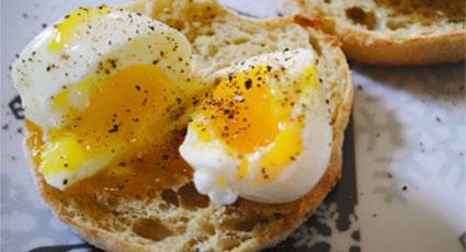 när koagulerar ägg