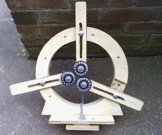 The Shed And Beyond Homemade Lathe Steady