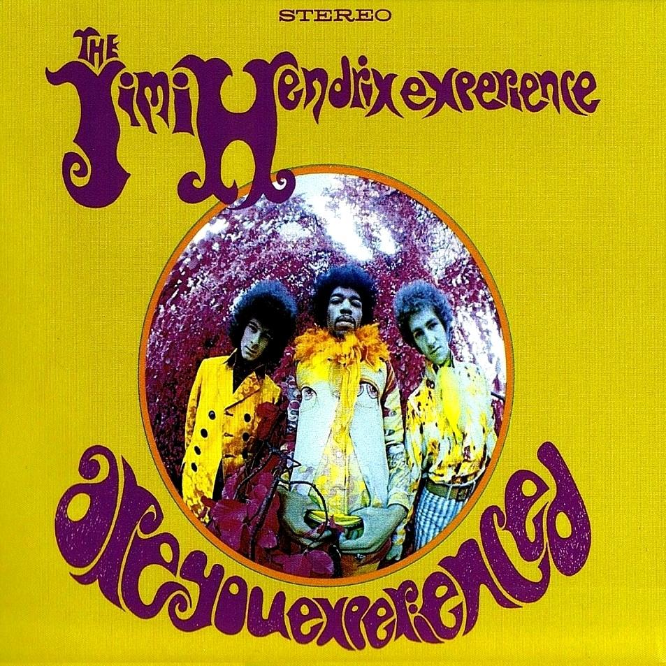 Resultado de imagen de Jimi Hendrix Discografia