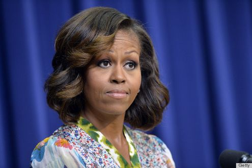 micro braid updo hairstyles : michelle-obama-hairstyle.jpg