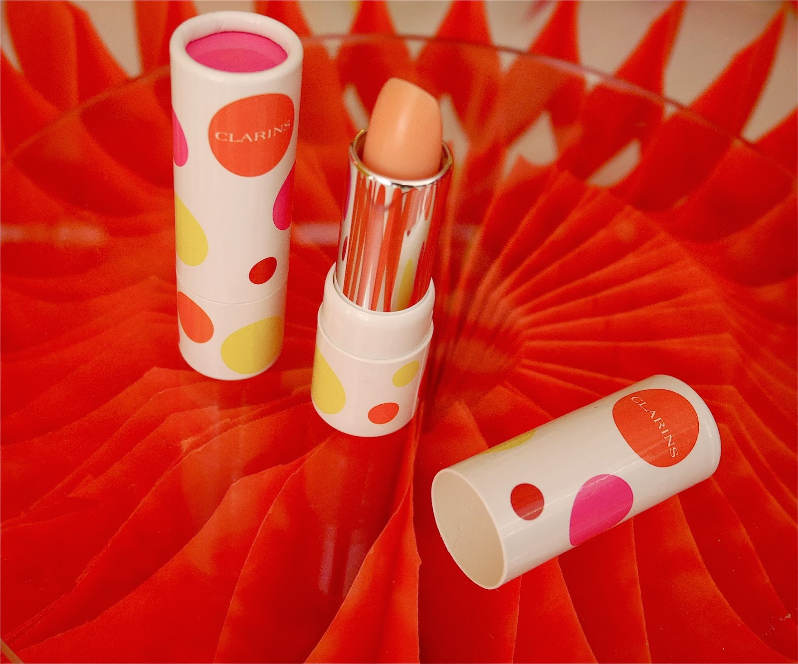 rebondi, pink, baume clarins, stick à lèvres, cosmeto factory, blog