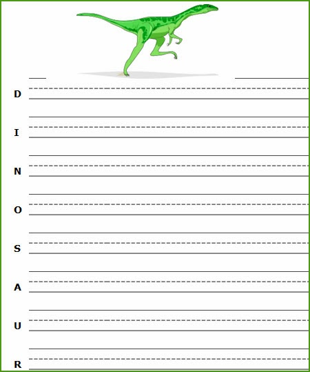 Handwriting Templates