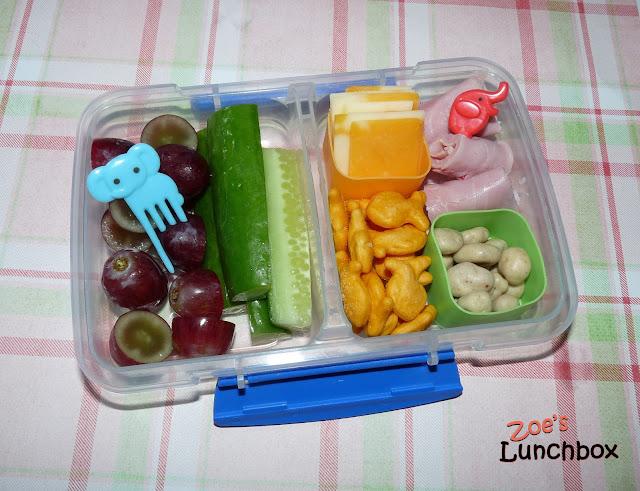 Snack Box Bento