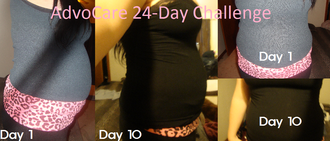 30 Day Challenge Weight Loss Advocare - clinter