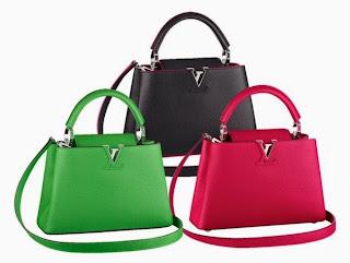 Capucines BB el nuevo bolso de Louis Vuitton