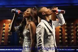 MAVIN First Lady Tiwa Savage and Wizkid Renewed Contract with Pepsi