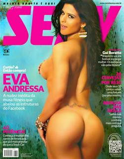 Download Revista Sexy Eva Andressa Março 2013