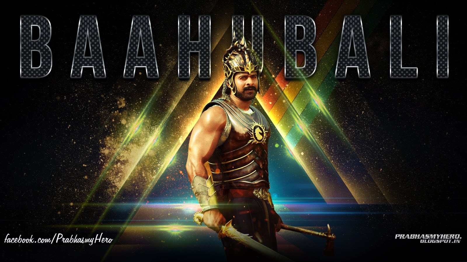 Prabhasmyhero Blog Exclusive Baahubali Wallpapers