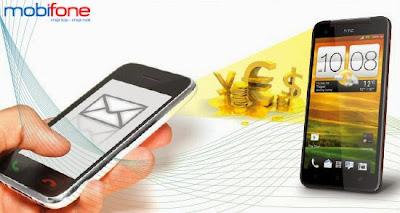 Hướng dẫn chuyển tiền điện thoại Mobifone