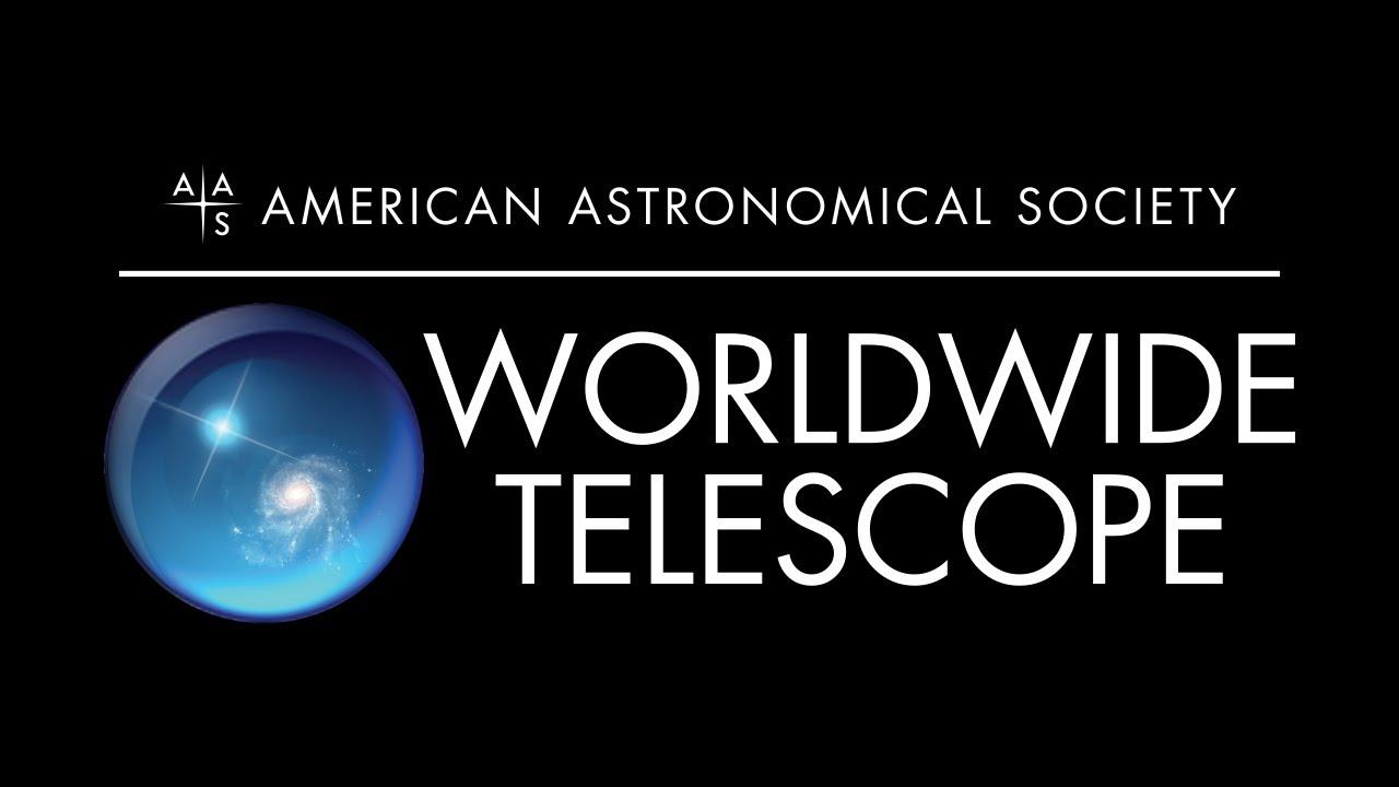 AAS WorldWide Telescope