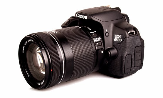 Harga dan Spesifikasi Kamera Canon EOS 650D Terbaru 2014
