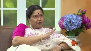 Virundhinar Pakkam – Actress Thulasi – Sun TV Show 09-10-2013