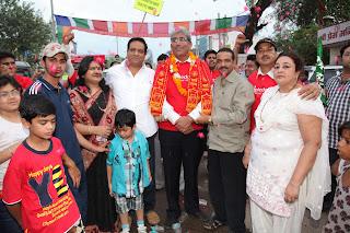 Mr.Ashok Mahindru CMD Advance Group Companies