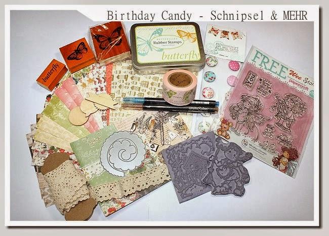 Verjaardagscandy