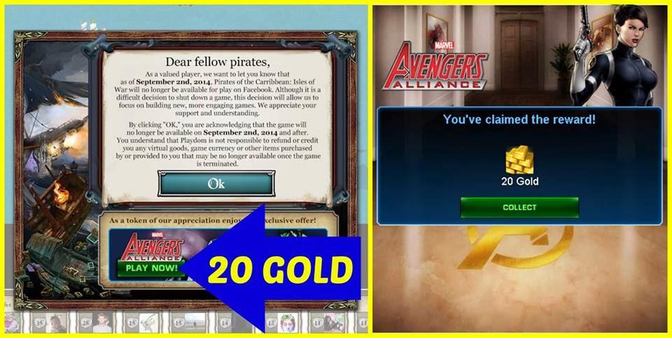 free 20 gold 2