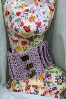 cuello en algodón, bambú y lana
