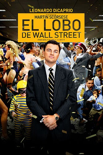 The Wolf of Wall Street (DVDRip Español Latino) (2013)